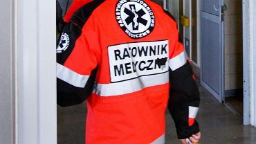 Ratownik medyczny (zdjęcie ilustracyjne)