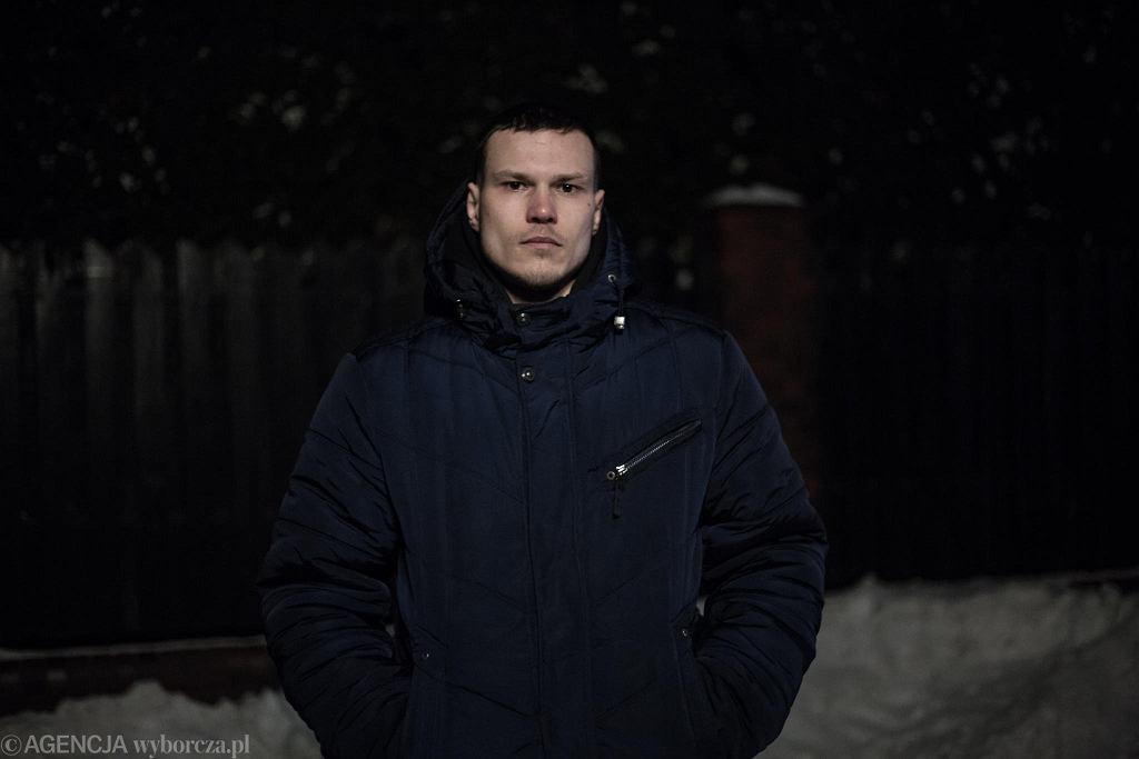 Nikita uciekał z Białorusi pieszo. Zdążył zabrać jedną torbę, zostawił całą elektronikę, żeby go nie namierzyli