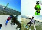 7 ekstremalnych: zimowo-letni test kamer POV
