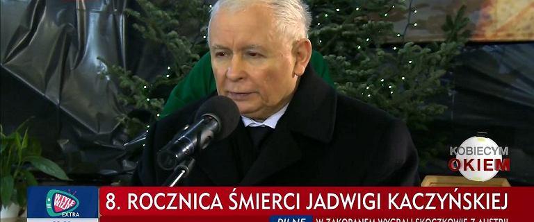 """Starachowice. Sanepid podjął decyzję ws. mszy z udziałem Kaczyńskiego. """"Umorzenie"""""""