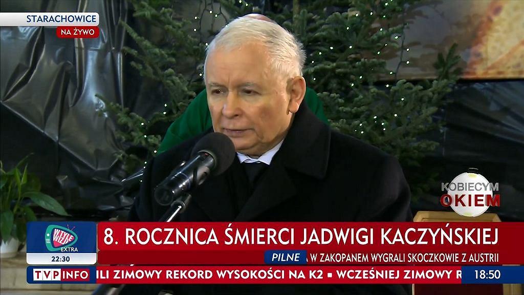 Starachowice. Sanepid podjął decyzję ws. mszy z Jarosławem Kaczyńskim