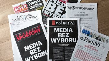 Gazety. Media bez wyboru
