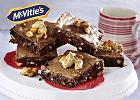 Jesienne wieczory z ciasteczkami brownie od McVitie's - przepis