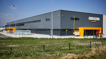 Centrum Logistyczne firmy Amazon