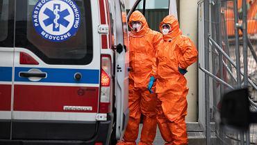Konin. 48-latka z objawami koronawirusa uciekła ze szpitala. Grozi jej do 8 lat więzienia (zdjęcie ilustracyjne)