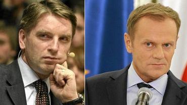 Tomasz Lis. Premier Donald Tusk