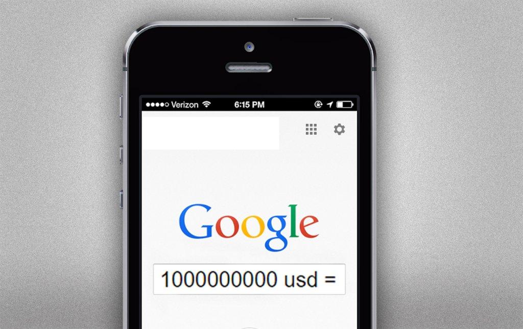 Google zapłacił Apple miliard, by pozostać wyszukiwarką nr 1