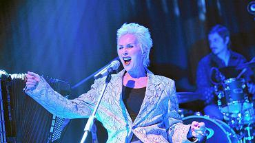 Kora podczas koncertu w Rzeszowie, 2009 r.