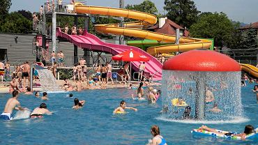 Kąpielisko Start w Bielsku-Białej
