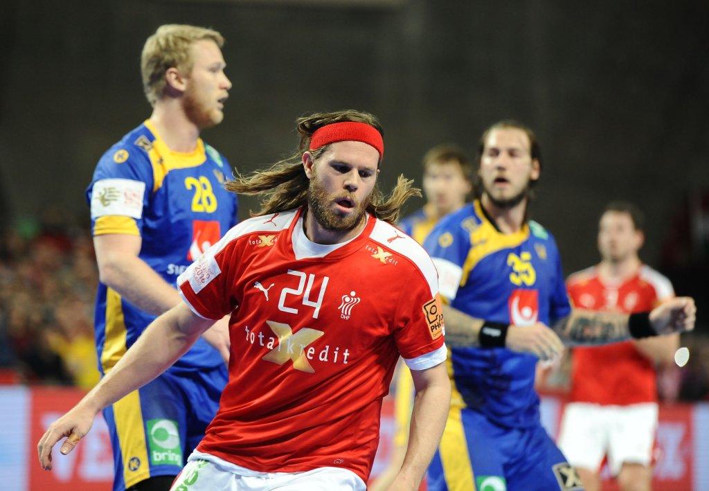 Mecz Szwecja - Dania