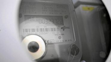 Licznik energii elektrycznej.