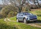 Nowy Land Rover Discovery Sport - cennik 2019. Ceny nowego SUV-a z Wielkiej Brytanii startują od 146 900 zł