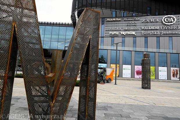 Ogromny Galeria Młociny w Warszawie. Jak dojechać? Jakie sklepy RH72