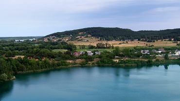 Jezioro Turkusowe robi ogromne wrażenie. Trudno uwierzyć, że to miejsce jest w Polsce