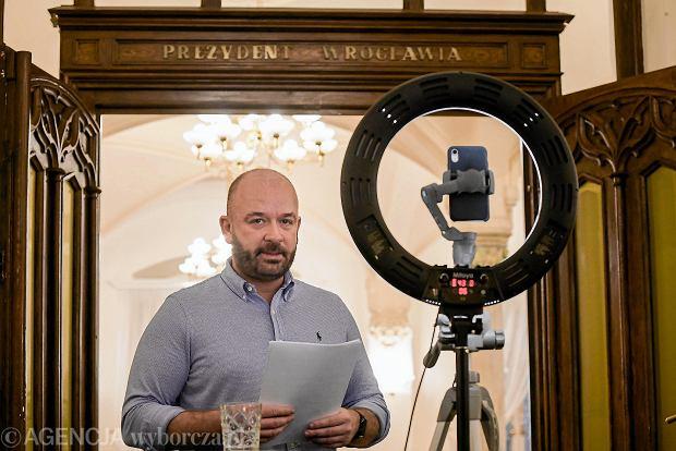 Zdjęcie numer 6 w galerii - Burzliwy rok 2020. Wrocław i Dolny Śląsk w obiektywie naszych fotoreporterów [ZDJĘCIA]