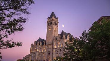 Trump Hotel w Waszyngtonie (zdjęcie ilustracyjne)