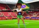 Ubieranka: fanka piłki nożnej