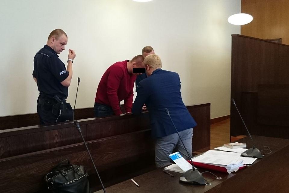 Koniec procesu Sebastiana W. oskarżonego o udział w bójce ze skutkiem śmiertelnym