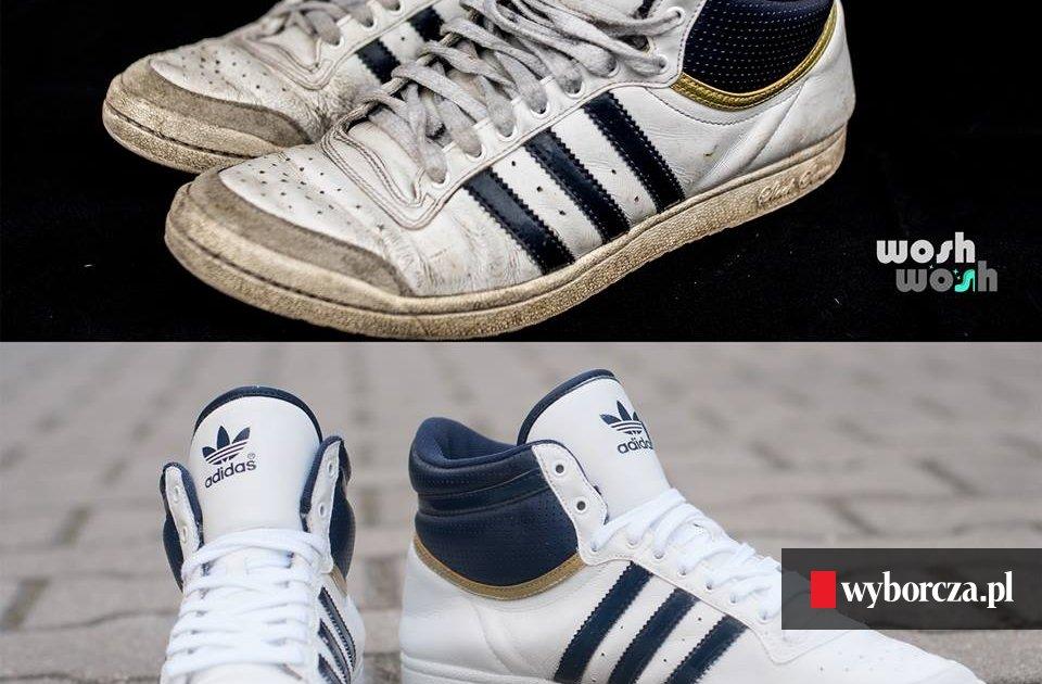 Dwie dziewczyny robią cuda z butami. Za 39 zł wyglądają jak nowe