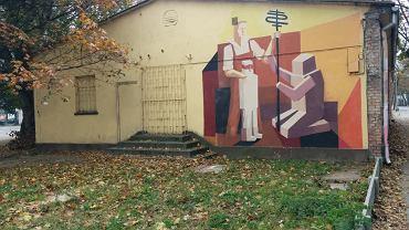 Jay Pop. Mural w Gdyni