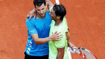 Dominic Thiem i Rafael Nadal
