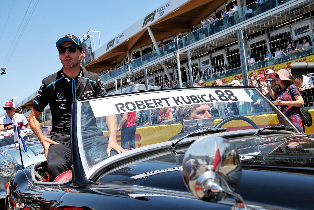 aMotor Racing - Formula One World Championship - Canadian Grand Prix - Race Day - Montreal, Canada