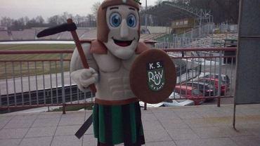 Tak ma wyglądać maskotka klubu piłkarzy z Rybnika