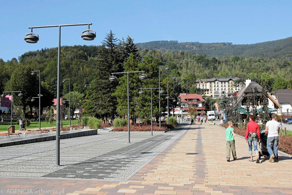 Burmistrz Szczyrku zaapelował do turystów