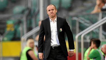 Trener Legii Aleksandar Vuković