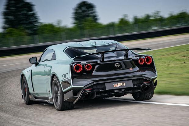 Nissan GT-R50 2020, Italdesign