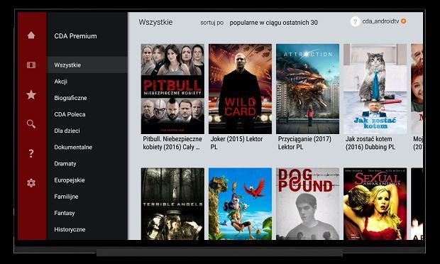 CDA Premium oferuje dostęp do bazy 5300 filmów