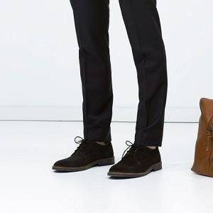 Buty z kolekcji Zara.