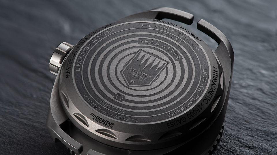 Zdjęcie numer 3 w galerii - Oto najgłębiej nurkujący zegarek na świecie