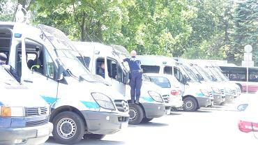 Policja zmobilizowała ogromne siły