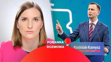 Magdalena Sobkowiak w Porannej Rozmowie Gazeta.pl