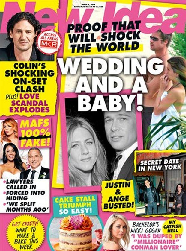 Angelina Jolie i Justin Theroux spotykają się?