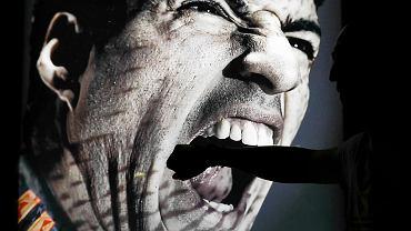 Kiedy wybuchł skandal z Luisem Suarezem w roli głównej, Adidas z plaży Copacapana usunął reklamę przedstawiającą wizerunek piłkarza