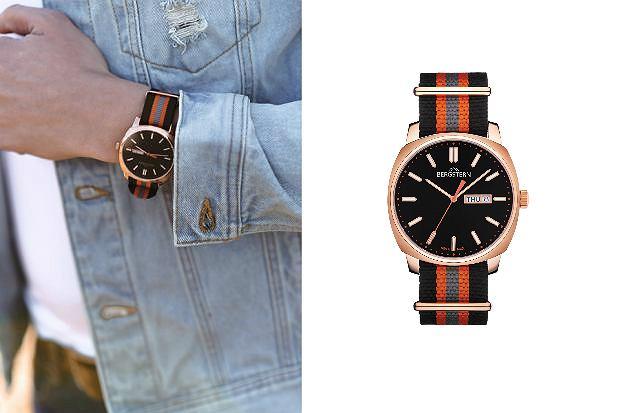 zegarek do sportowych stylizacji