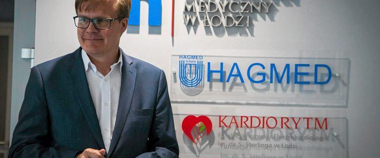 Prof. Ptaszyński: stała, wysoka liczba zgonów pokazuje, że wirus jest groźny