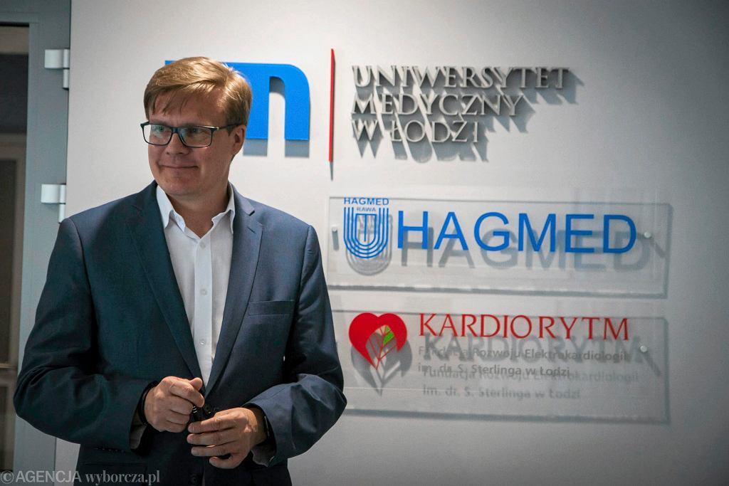 Prof. Paweł Ptaszyński