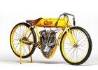 Stuletni motocykl Steve'a McQueena sprzedany na aukcji za 775 tys. dol. Rekordu nie pobił