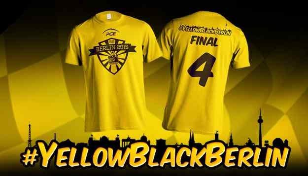 Koszulki PGE Skry na Final Four Ligi Mistrzów