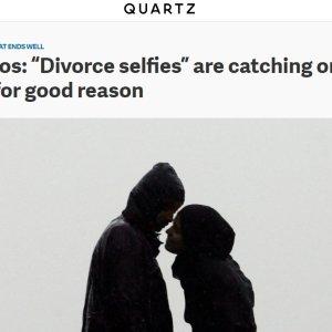 Selfie rozwodowe