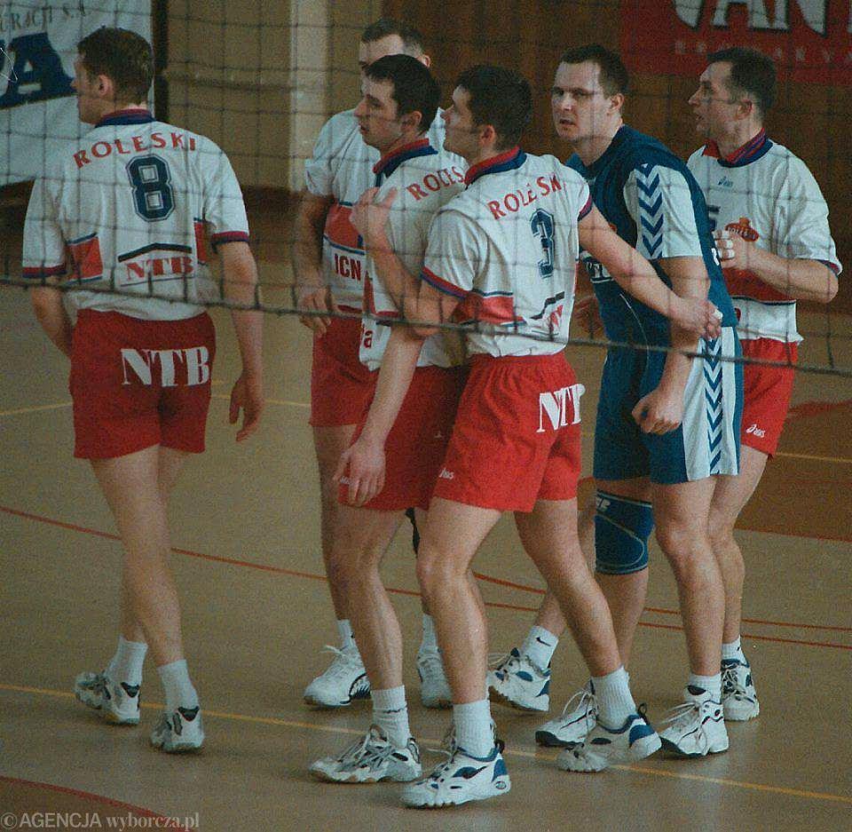 Resovia z sezonu 1999/2000