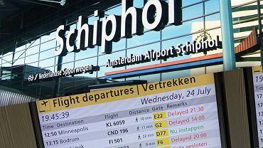 Lotnisko w Amsterdamie sparaliżowane. Przez awarię systemu pompującego paliwo