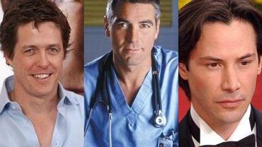 Keanu Reeves , George Clooney i Hugh Grant