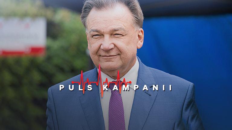 Adam Struzik, for. Agencja Gazeta