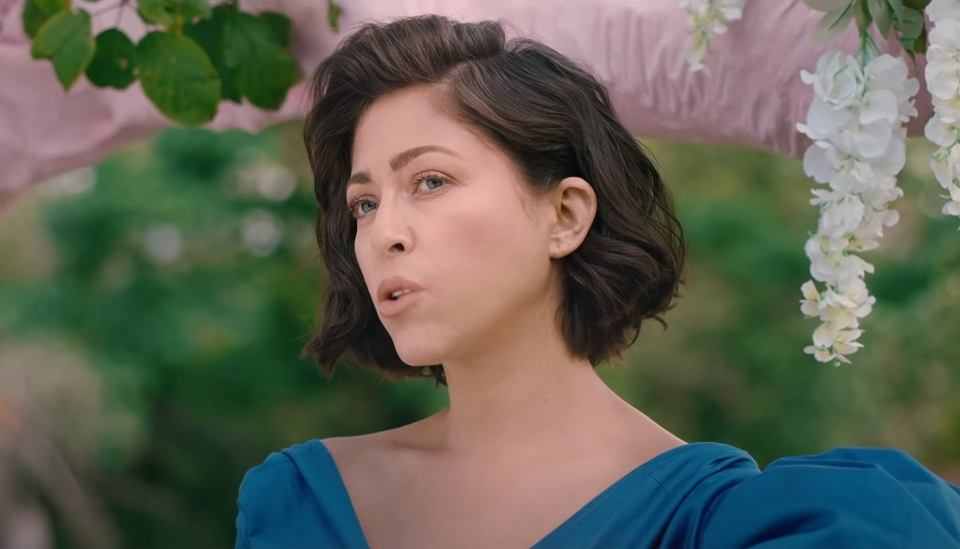 Natalia Kukulska - Z wyjątkiem nas [Etiuda E-dur] [Official Music Video]
