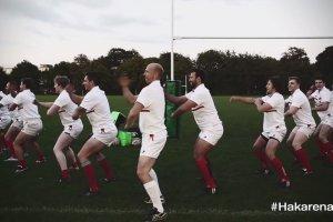 Rugby. Anglicy zakpili z Nowej Zelandii przed PŚ [WIDEO]