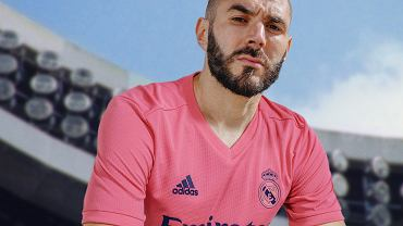 Wyjazdowe stroje Realu Madryt na sezon 2020/21